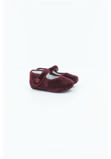 PANYNO | Shoe dancer | PANIA2501BORDEAUX