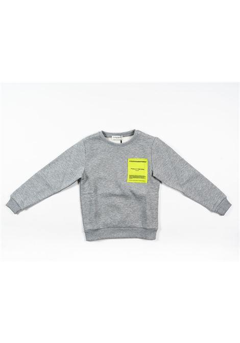 PAOLO PECORA | sweatshirt | PAO63GRIGIO