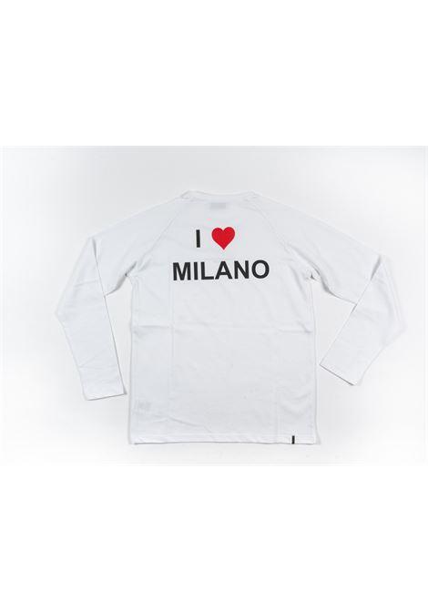 T-shirt Paolo Pecora PAOLO PECORA | T-shirt m/l | PAO73BIANCO