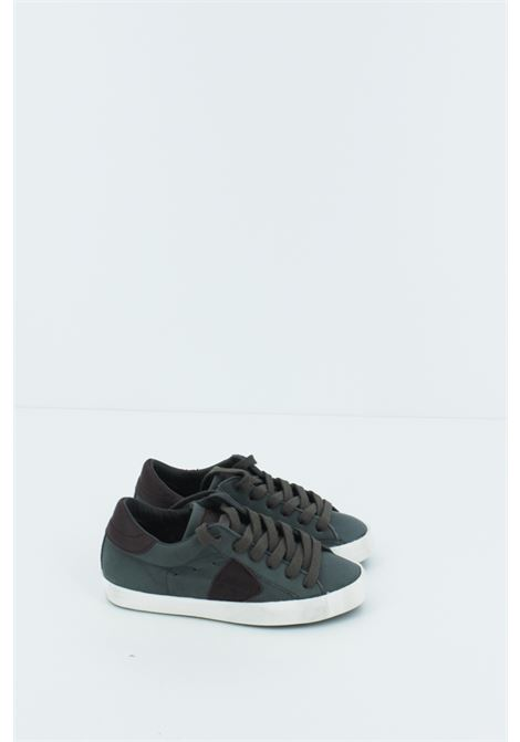 PHILIPPE MODEL | Sneakers | PMODE002GRIGIA-PRUGNA