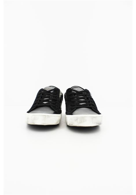 PHILIPPE MODEL | Sneakers | PRLDMS01NERA-ARGENTO