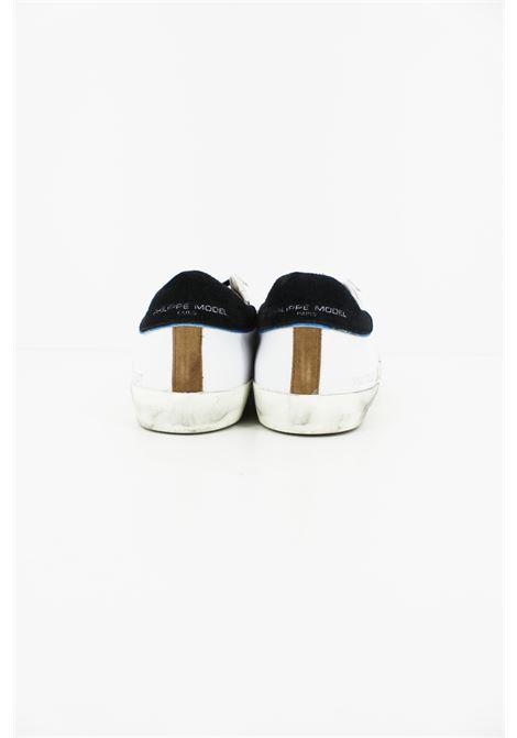 PHILIPPE MODEL | Sneakers | PRLUVX04BIANCA-COGNAC