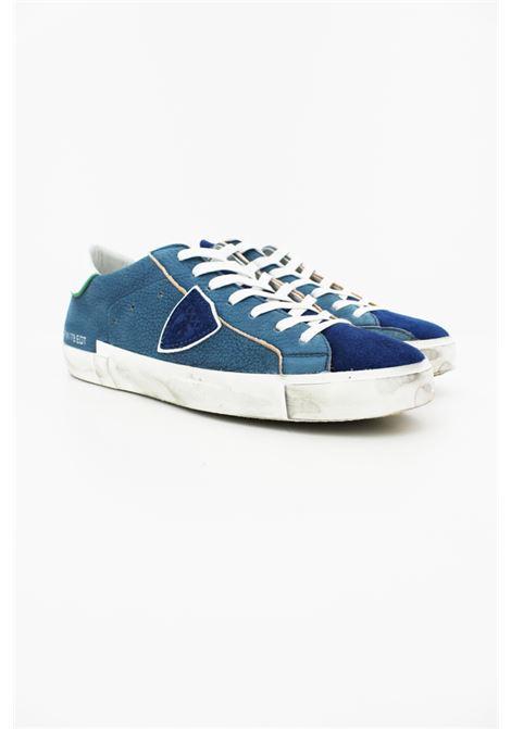 PHILIPPE MODEL | Sneakers | PRLUWX02BLUETTE