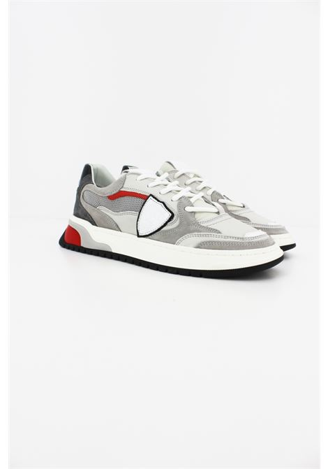 PHILIPPE MODEL | Sneakers | SELUVX02GRIGIA
