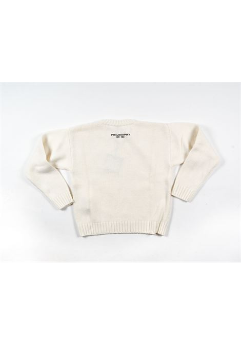 PHILOSOPHY | wool sweater | PHI36PANNA