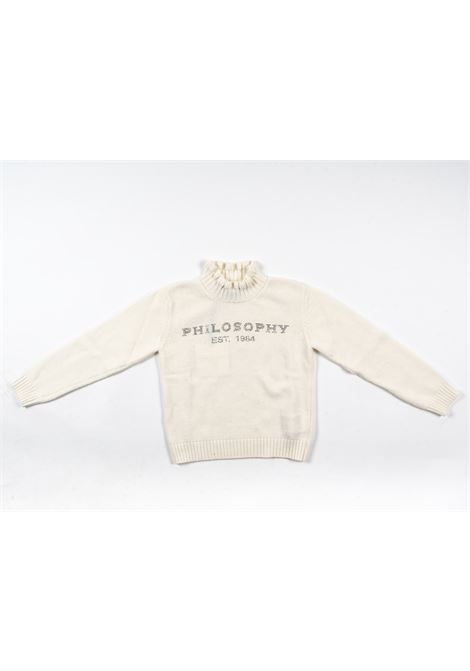 PHILOSOPHY | wool sweater | PHI37PANNA