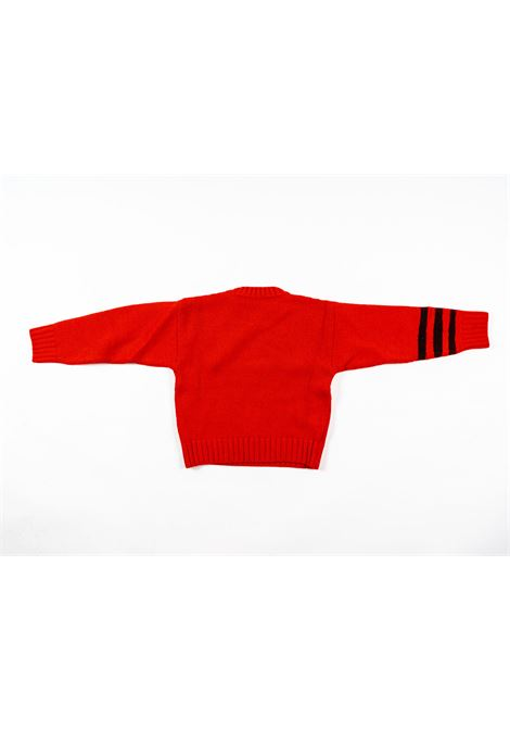 PHILOSOPHY | wool sweater | PHI39ROSSO