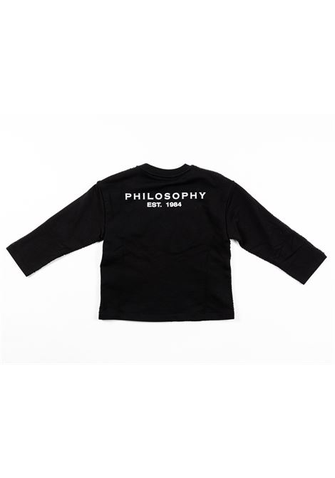 PHILOSOPHY | sweatshirt | PHI45NERO