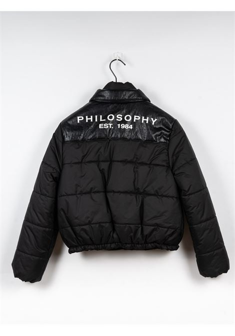 PHILOSOPHY | jacket | PHI62NERO