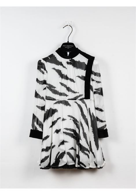 PHILOSOPHY | Dress | PHI64BIANCO NERO