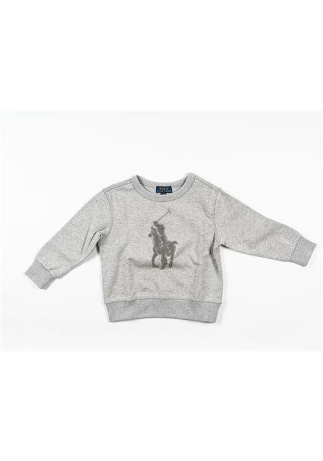 POLO RALPH LAUREN | sweatshirt | POL154GRIGIO