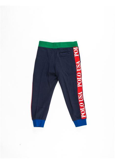 POLO RALPH LAUREN | plushy trousers | POL165BLU
