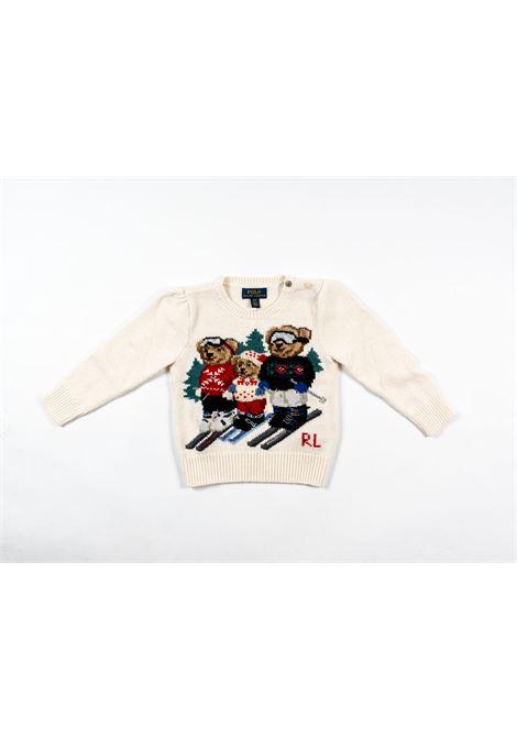 POLO RALPH LAUREN | wool sweater | POL168PANNA FANTASIA