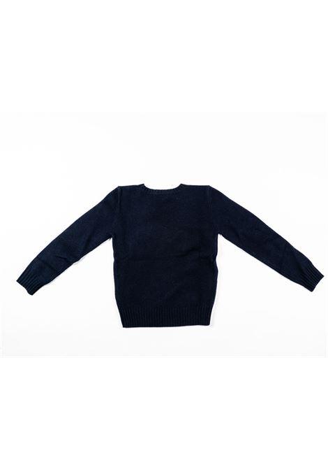 POLO RALPH LAUREN | wool sweater | POL169BLU