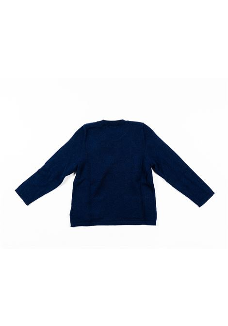 POLO RALPH LAUREN | wool sweater | POL171BLU