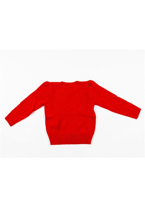 POLO RALPH LAUREN | wool sweater | POL172ROSSO