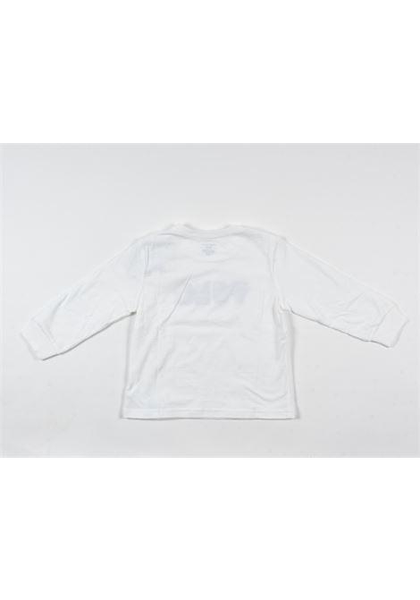 POLO RALPH LAUREN | t-shirt long sleeve | POL176BIANCO