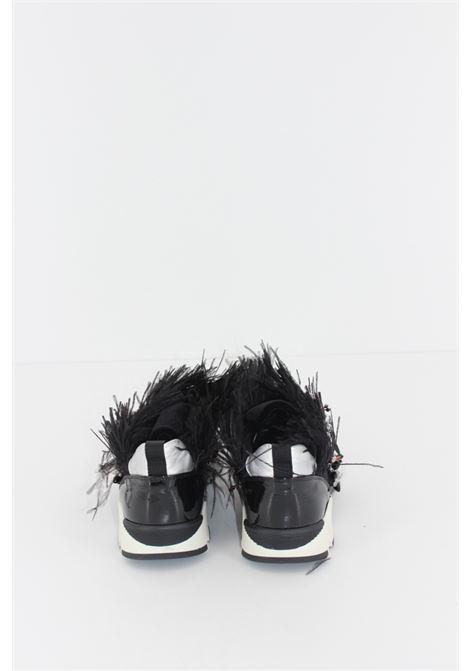QUIS QUIS | Sneakers | SNEAK028NERA