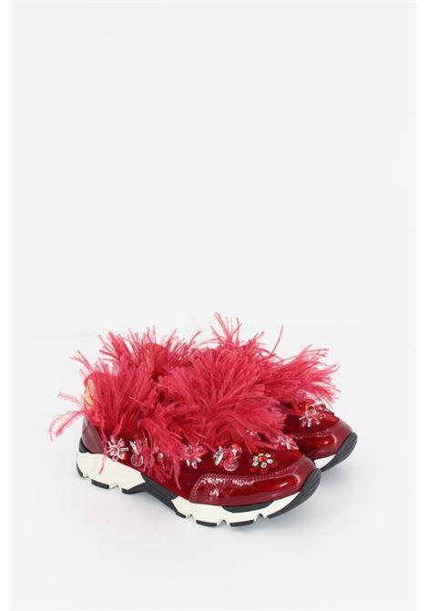 QUIS QUIS | Sneakers | SNEAK028ROSSA