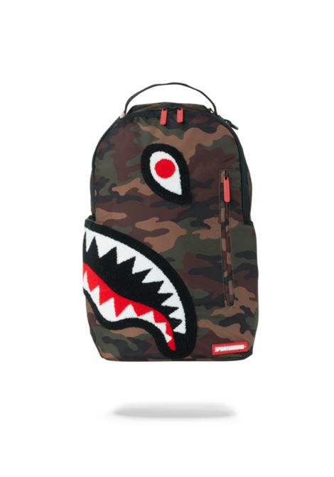 SPRAYGROUND | backpack | SPR1598MIMETICO