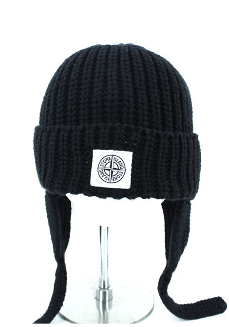 STONE ISLAND | hat | STO104BLU