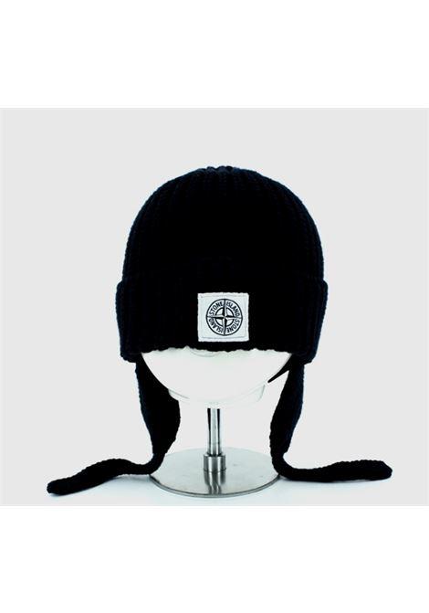 STONE ISLAND | hat | STO104NERO