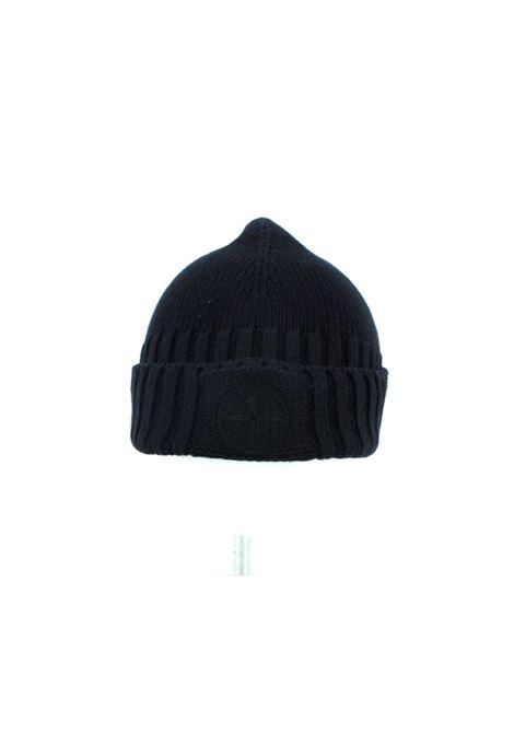STONE ISLAND | hat | STO106BLU