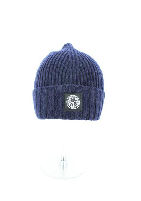 STONE ISLAND | hat | STO107BLU