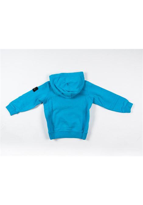 STONE ISLAND | sweatshirt | STO74AZZURRO