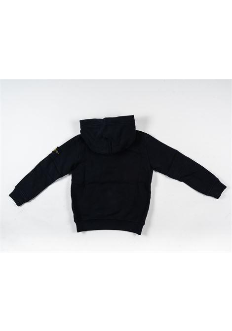 STONE ISLAND | sweatshirt | STO74BLU
