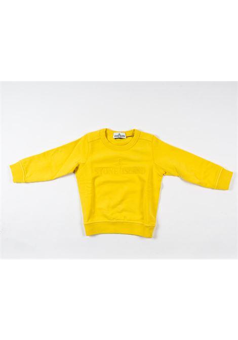 STONE ISLAND | sweatshirt | STO76GIALLO