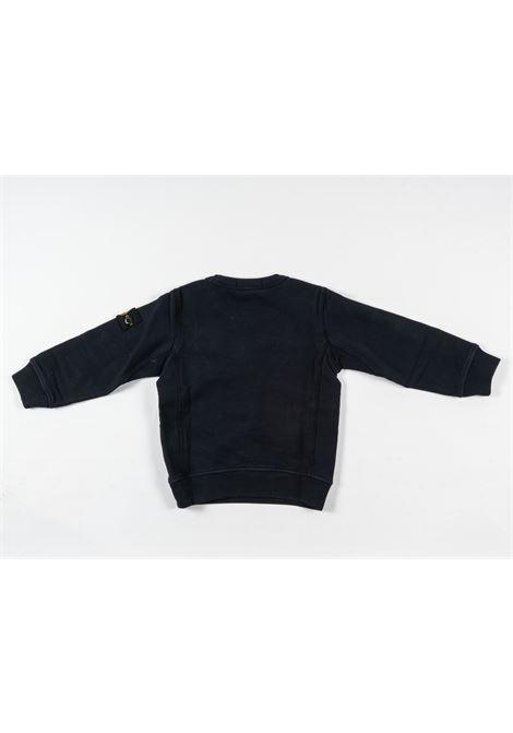 STONE ISLAND | sweatshirt | STO78BLU