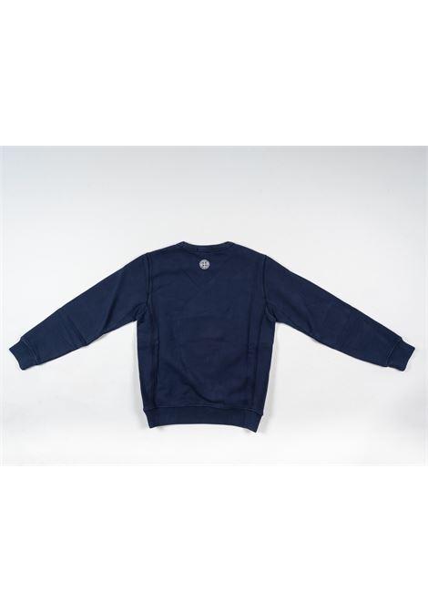 STONE ISLAND | sweatshirt | STO79BLU