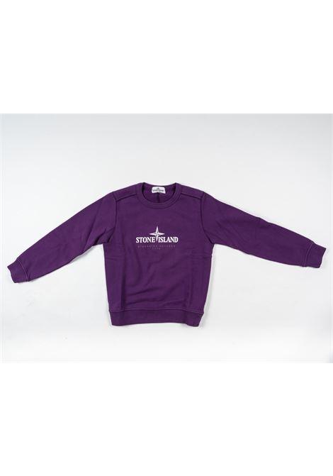 STONE ISLAND | sweatshirt | STO79VIOLA