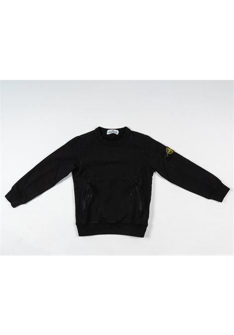 STONE ISLAND | sweatshirt | STO80NERO