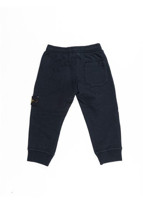 STONE ISLAND | plushy trousers | STO86BLU