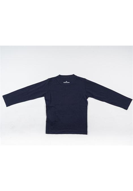 T-shirt Stone Island STONE ISLAND | T-shirt m/l | STO88BLU