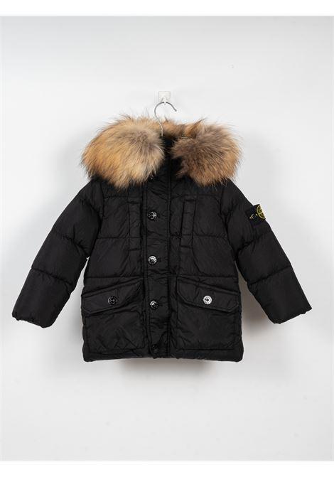 STONE ISLAND | jacket | STO91NERO