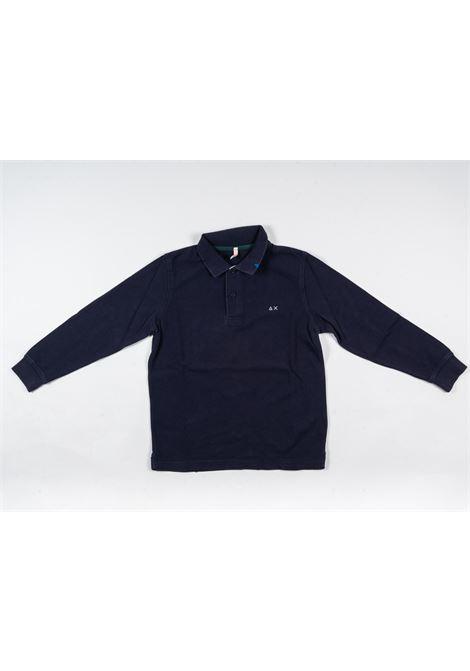 Polo Sun68 SUN68 | T-shirt | SUN90BLU