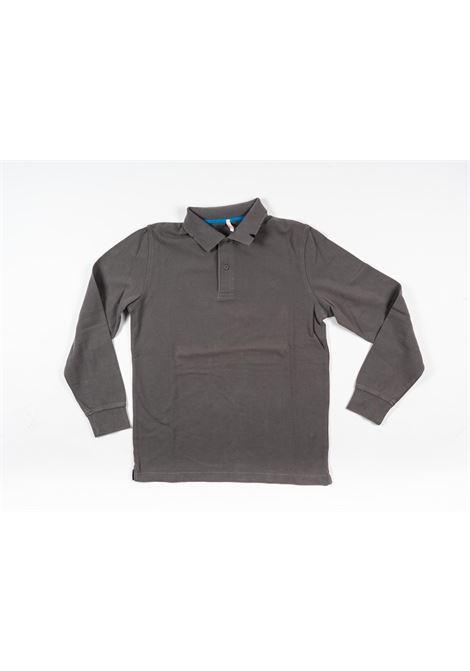 Polo Sun68 SUN68 | T-shirt | SUN90GRIGIO