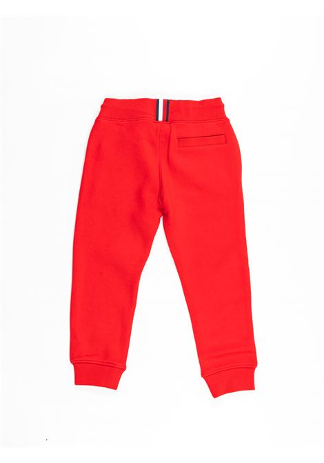 TOMMY HILFIGER | plushy trousers | TOM25ROSSO