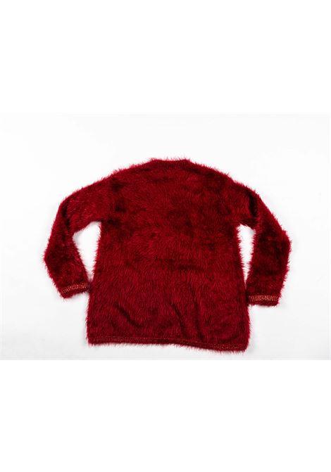 TWIN SET | wool sweater | TWI17BORDEAUX