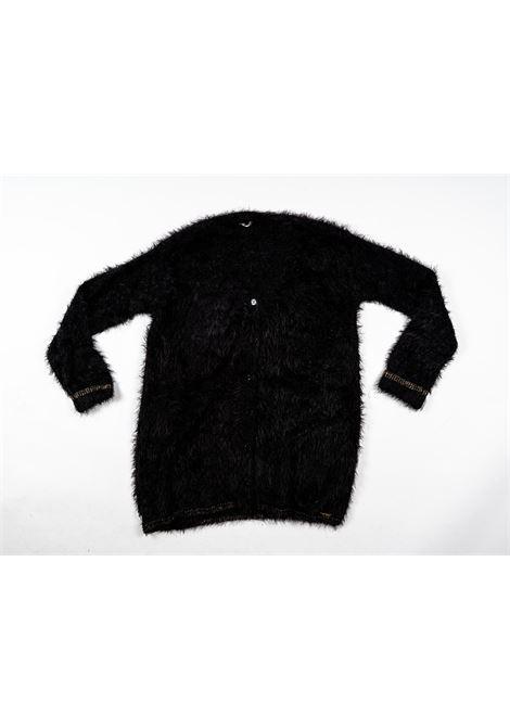 TWIN SET | wool sweater | TWI17NERO