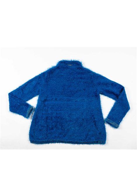 TWIN SET | wool sweater | TWI20BLUETTE