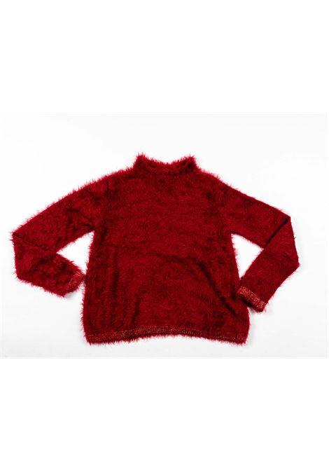 TWIN SET | wool sweater | TWI20BORDEAUX