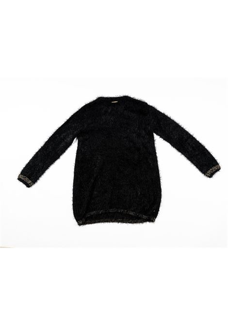 TWIN SET | wool sweater | TWI20NERO