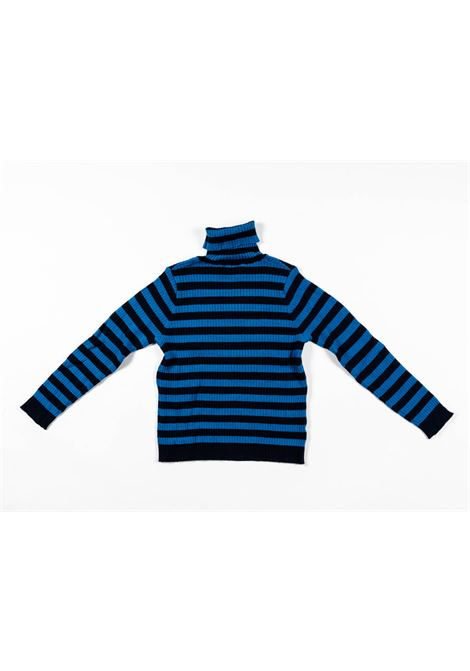 TWIN SET | wool sweater | TWI23RIGA BLU