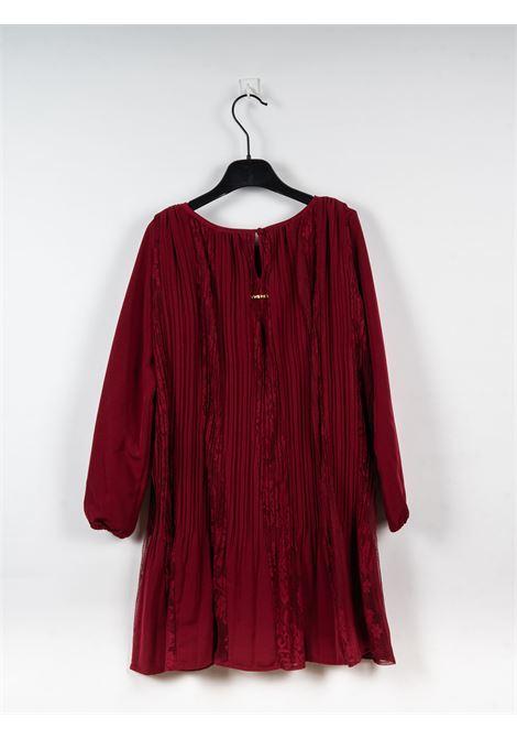 TWIN SET | Dress | TWI39BORDEAUX