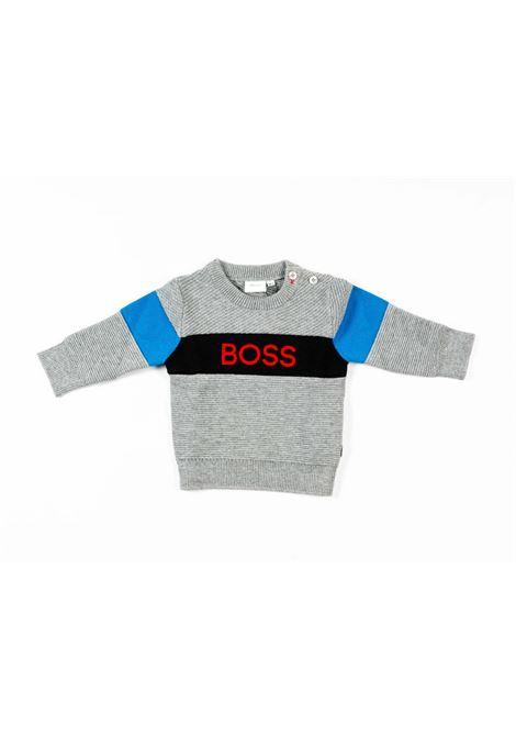 Maglia lana Ugo Boss UGO BOSS | Maglia | UGO45GRIGIO