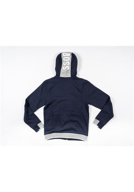 UGO BOSS | sweatshirt | UGO49BLU